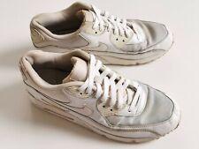 Used Nike Air Max 90 Essential Men's Trainers, 537384-111, UK 10 / EU 45 / 29cm