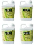Désherbant Glyphosat TREBOL (TRÉFLE) 4x5L sel d'isopropylamine 36%p/v 360 g/l