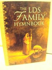 The LDS Family Hymnbook by Covenant Communications- HARDCOVER- LDS - ILLUSTRATED