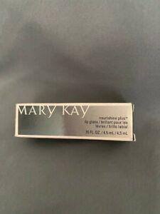 MARY KAY NOURISHINE PLUS LIP GLOSS RED PASSION