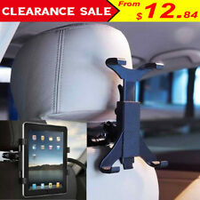 Universal Car Mount Seat Headrest Holder For iPad Samsung Android Tablet 6-10""