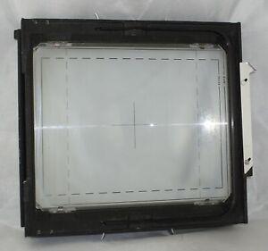 8x10 Sinar P Camera Back w/ Fresnel Screen