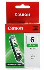 Original Canon BCI-6G  Tinte green grün für PIXMA iP8500   i9950  OVP B