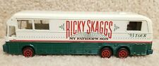 Vintage 1993 Road Champs Diecast Eagle Coach Country Tour Bus Ricky Skaggs
