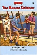 B004IH57FO Surprise Island (The Boxcar Children Mysteries #2) by Gertrude Chand
