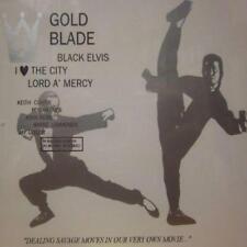 Gold Blade(CD Single)Black Elvis-Ultimate-TOPP 052CD-1996-New