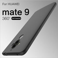 Ultrathin Shockproof Soft Rubber Silicone Gel TPU Case Cover For Huawei Mate 9