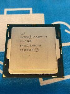 Intel Core i7-6700 3.4 GHz LGA1151 Quad-Core Processor