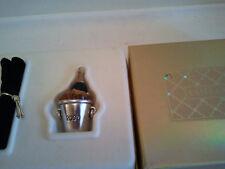 Estee Lauder Pleasures Bubbly Solid Perfume 2000 Collectible Very RARE Fragrance