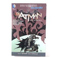 Batman: Night of the Owls [The New 52] [Batman [DC Comics]]