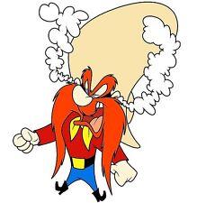 Yosemite Sam Looney Tunes Bugs Bunny Cartoon Sticker or Magnet