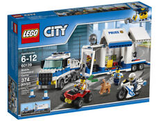 LEGO City 60139 Mobile Command Center LEGO