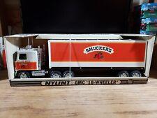 Nylint GMC 18-Wheeler Smuckers Pressed Steel 911-Z