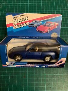 DIE CAST MODEL CAR WELLY Super Racer 1.43 Scale- PORSCHE 944
