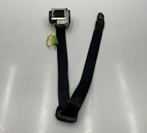 2008-2010 PORSCHE CAYENNE - FRONT LEFT DRIVER SEAT BELT RETRACTOR BLACK OEM