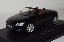Audi TT Roadster btrilliant schwarz 1:43 Schuco neu + OVP 4782