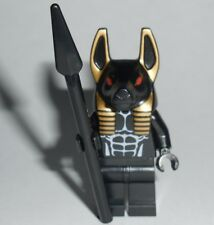s PHARAOH'S QUEST #04W Lego Egyptian Anubis Guard Warrior Authentic Lego Parts