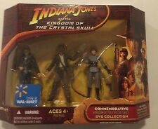 INDIANA JONES and the Kingdom Of The Crystal Skull Commemorative Collection Box