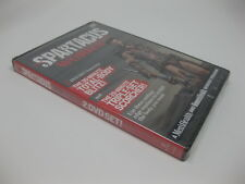 THE SPARTACUS WORKOUT, MENS & WOMENS HEALTH, DVD, 2-DISC SET, NEW