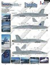 F/A-18C/D (USMC/OIF) Thunderbolts and Vikings - TwoBobs - 32-021 - 1:32