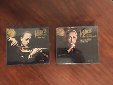 The Heifetz Collection Volume 3 1934 - 1937, Volume 10 Beethoven Mozart CD