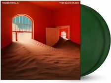 TAME IMPALA THE SLOW RUSH NEW SEALED LIMITED GREEN VINYL 2LP IN STOCK