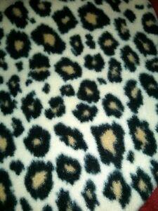 homemade nursing pillow cover Cheetah    Fits boppy pillow