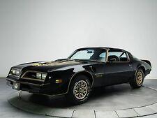 1978 Pontiac Trans AM (Black) POSTER 24 X 36 INCH