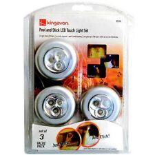 STICK ON LED LIGHTS (3 SET)