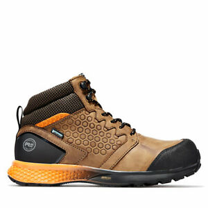 TIMBERLAND PRO REAXION COMPOSITE SAFETY TOE BOOT MEN'S ALL SIZES NEW - SALE !