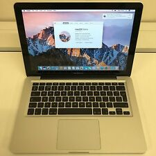"Apple MacBook Pro (13"", Mid 2010) MC374B/A 2.4GHz Intel C2D, 4GB RAM, 500GB HD"