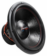 "American Bass HD18D1 HD 18"" 3000w Competition Car Subwoofer 300Oz Magnet, 3"" VC"