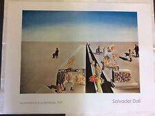 91.5X61cm Geopoliticus Child Birth Of New Man Salvador Dali Poster Print 36X24