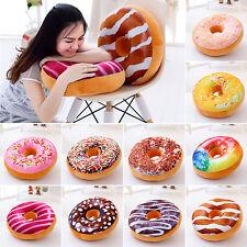 Plush Donut Bread Cushion Soft Pillow Round Seat Chair Pads Home Sofa Bed Decor
