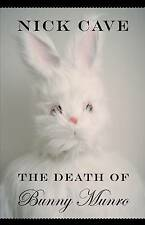 The Death of Bunny Munro by Nick Cave (Hardback, 2009)