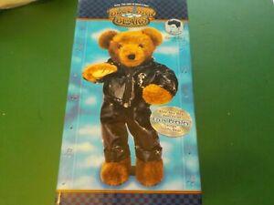 NEW Blue Sky Bears Elvis Presley Moving & Dancing Teddy Bear SEE VIDEO