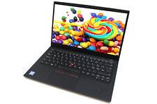 Lenovo ThinkPad X1 Carbon 6th Gen. i7-8550U 16GB 256 GB SSD FullHD IPS Backlit *