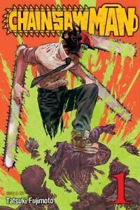 Chainsaw Man Vol. 1 by Tatsuki Fujimoto (2020) brand new