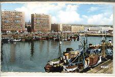 CP 62 Pas-de-Calais - Boulogne-sur-Mer - Le Port - La Flotille