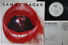 LP SAMMY HAGAR Three Lock Box 25AP2485 GEFFEN JAPAN Vinyl