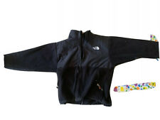 North Face Fleece Black Youth Large