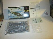 Accurate Minitures 1:48 #3402 P-51A mustang Open box New