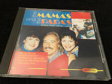 MAMA,S & THE PAPA,S GREATEST HITS LIVE - CD
