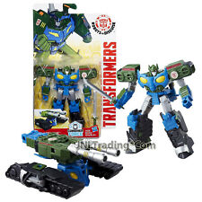 Year 2016 Hasbro Transformers RID Combiner Force Warriors Class Figure BLASTWAVE