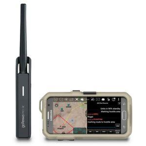 goTenna Pro X - UHF (Solid & Flex Antenna) Off-Grid Mesh SMS & GPS Radio Device