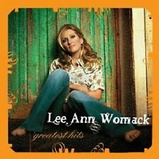 "LEE ANN WOMACK ""GREATEST HITS"" CD NEU"