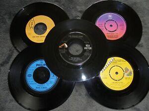 Northern Soul Records .Job Lot . 5 Records