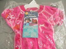 Baby Banz Swimwear Size 3-mths Girls One-Piece Pink Mermaid Sun-proof Upf-50+