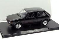 """DIE CAST """" WOLKSWAGEN GOLF GTI (1978) """" SCALA 1/24  AUTO VINTAGE"""