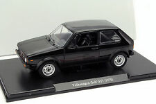 """DIE CAST """" VOLKSWAGEN GOLF GTI (1978) """" SCALE 1/24 CAR VINTAGE"""